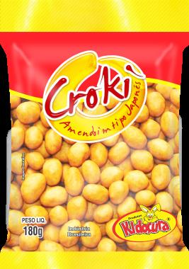 Amendoim Croki Tipo Japonês 180g