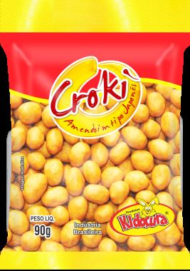 Amendoim Croki Tipo Japonês 90g