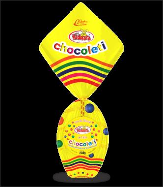 5 - Ovo Chocoleti Ki-Doçura 240g