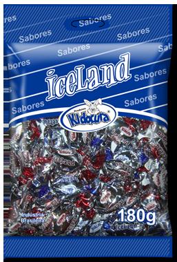 Bala Iceland Sortida 180g